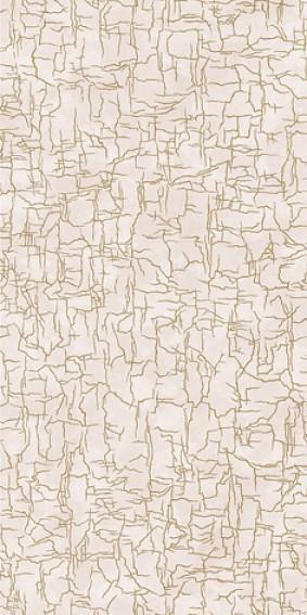 Панель ПВХ для отделки балкона Де Квадро краколет золотой 0113/2