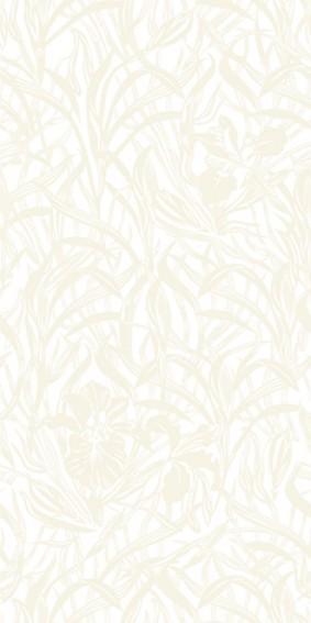 Панель ПВХ для отделки балкона Де Квадро орхидея белая 0114/1