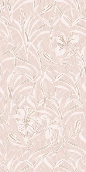 Панель ПВХ для отделки балкона Де Квадро орхидея розовая 0114/3