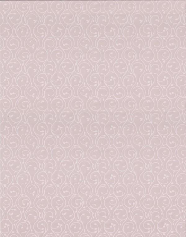Панель ПВХ для отделки балкона коллекция Фарн Розовая вуаль 195