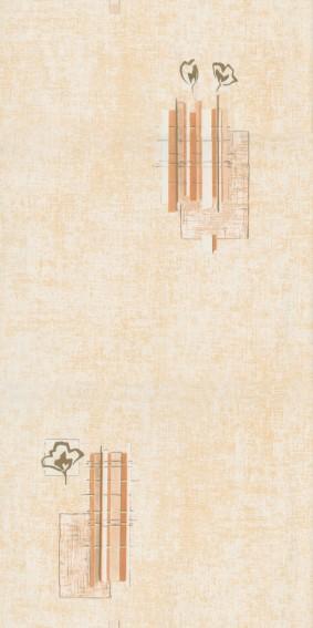 Панель ПВХ для отделки балкона Золотой янтарь 6006/1