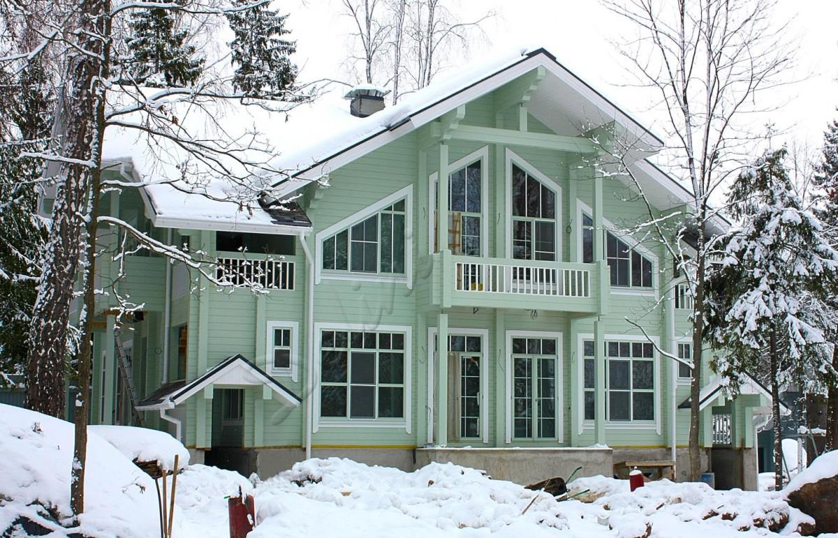 Окна с раскладкой для загородных домов и коттеджей