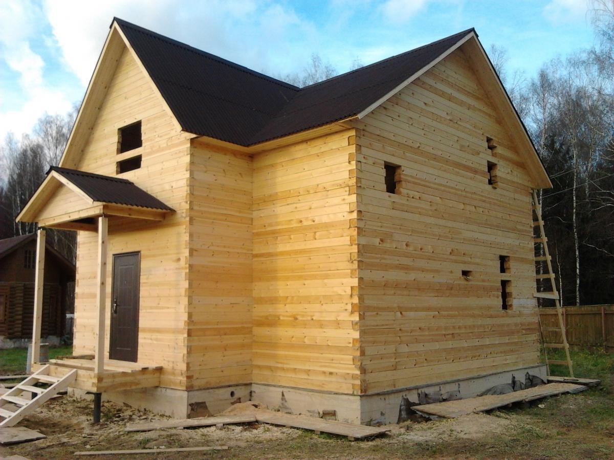 Выпиливание проемов в деревянном доме