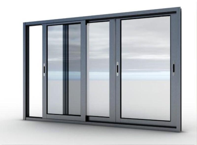 Алюминиевые раздвижные окна Provedal