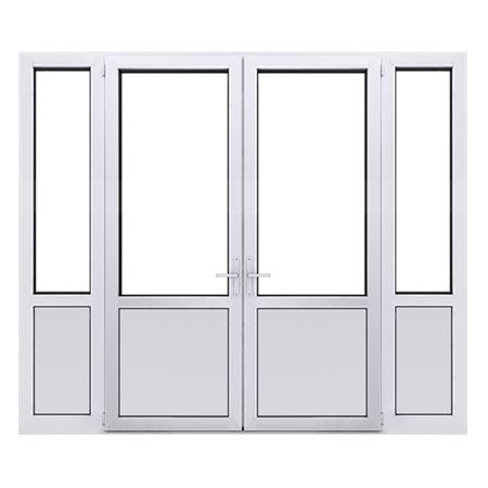 Дверь пластиковая, дверь ПВХ