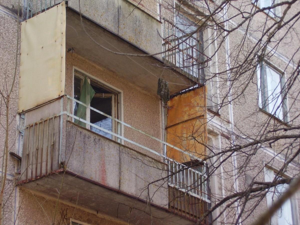 Ремонт и остекление старых балконов