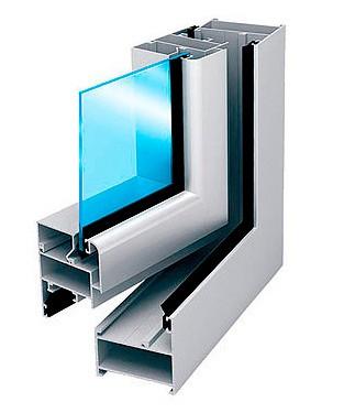 Алюминиевый профиль Provedal P400
