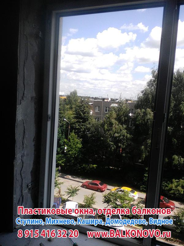 Пластиковые окна в Ступино