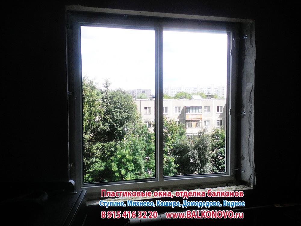 Пластиковые окна REHAU в Ступино