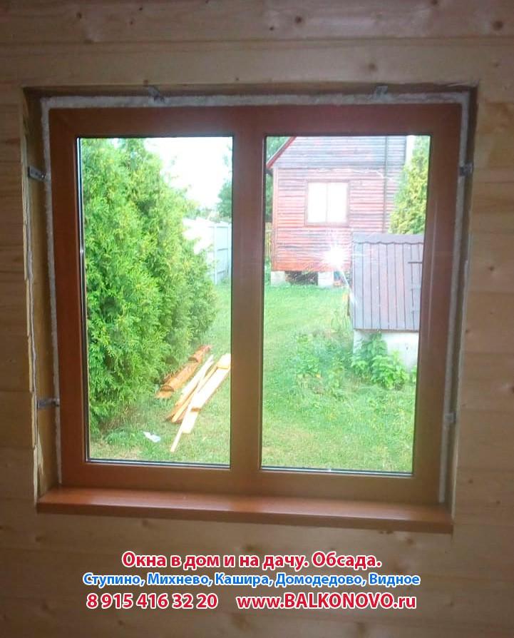Пластиковые окна REHAU в Серпухове