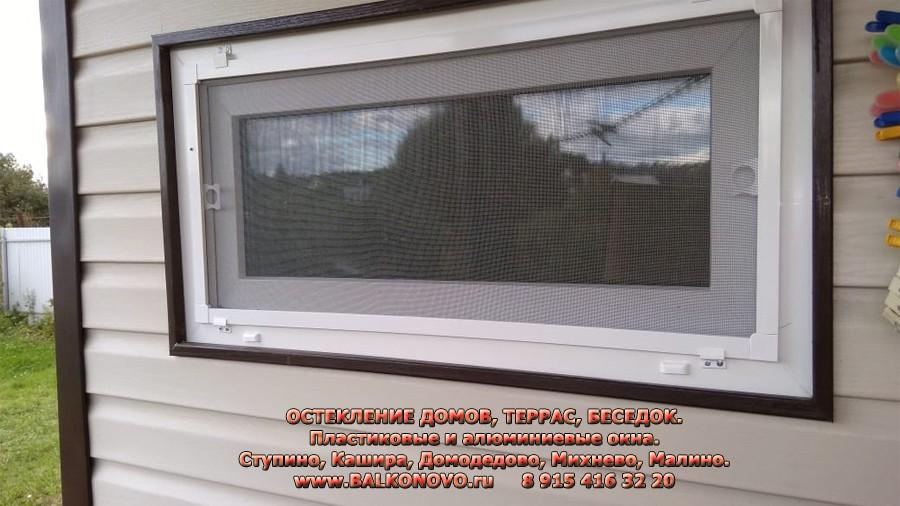 Окна в Ступино