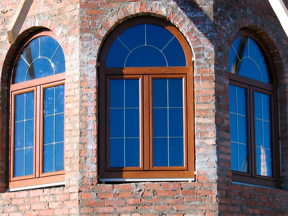 Окна - арки, арочные окна
