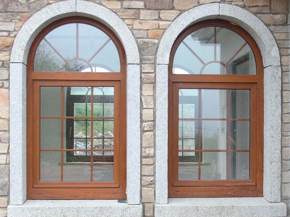 Окна - арки, полуарки, арочные окна