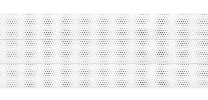 Горизонтальные жалюзи, лента 100 перфорация