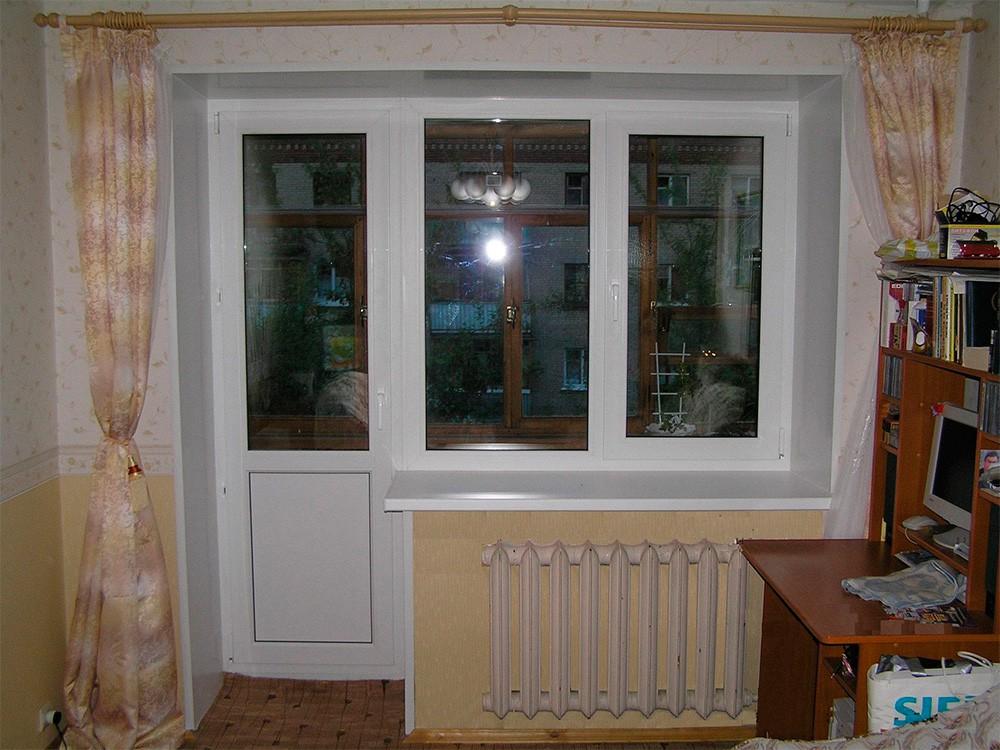 Купить пластиковые окна в квартиру - ступино, кашира от прои.